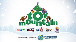 Toy Mountain mobile 2018