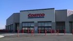 The new Costco in east Regina.