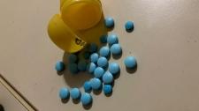 kinder surprise pills halloween
