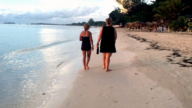 'It's the most horrible experience': Ontario women pick up parasite from beach