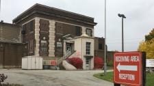 Former Windsor jail