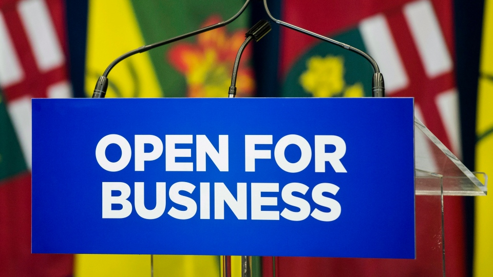 Ontario Open For Business Signs Cost Over 106 000 Gov