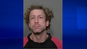 Simon Brind'Amour, 37, is facing second-degree murder charges for the death of Josiane Arguin.