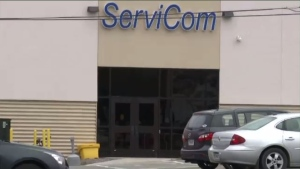 Tanya Wilneff, a former manager at the ServiCom Canada facility in Sydney, says the workers have yet to endorse any centralized fundraising efforts.