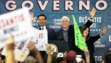 Florida gubernatorial candidate Ron DeSantis