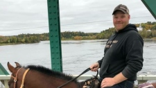 Quebec man dies in sandpit tragedy