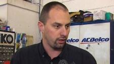 Bill Marr, owner of Garrison Automotive Service