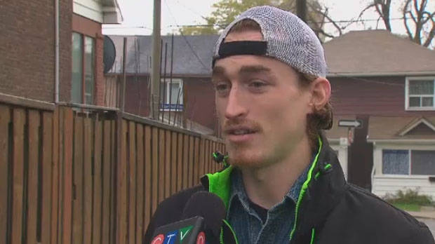 It's hard to feel helpless': Toronto man claims he was kicked out of