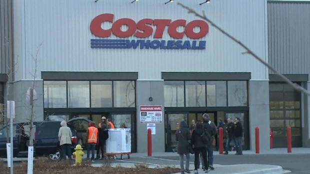 Costco Opens In East Regina Ctv News Regina
