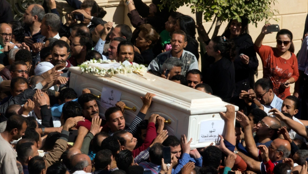 Egypt funerals