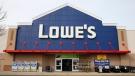 A Lowe's store is shown in Philadelphia in this March 25, 2014 file photo. (AP / Matt Rourke)