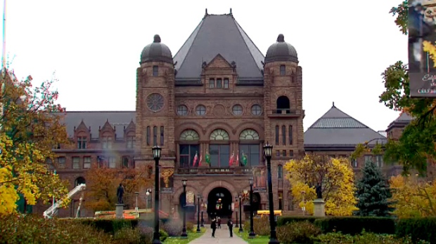 Limited chances to reduce Ontario government spending and cut deficit: watchdog