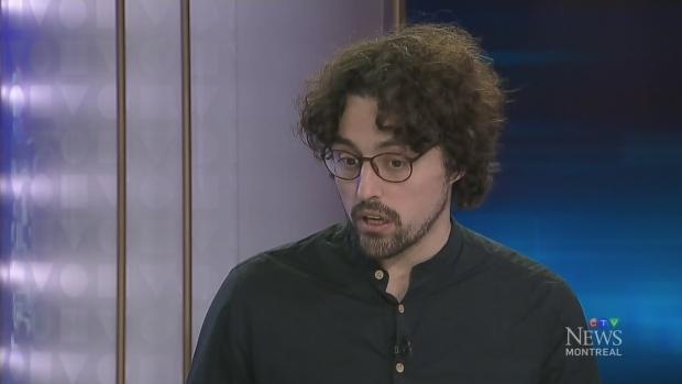 Author Frederick Lavoie examines war in Ukraine