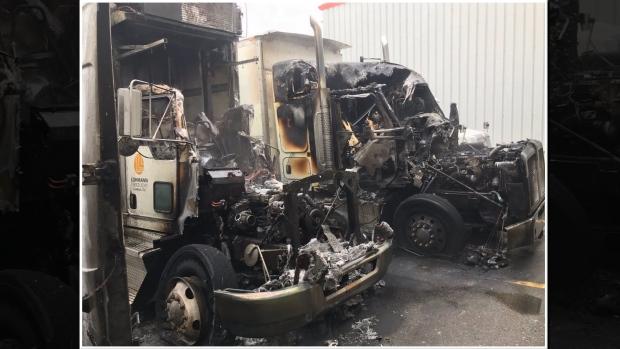brantford fire truck