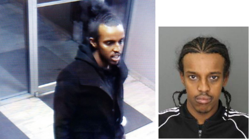 Guled Ismail, a 24-year-old man from the Toronto area. (Courtesy Windsor police)