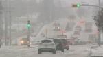 Blast of winter in Saskatoon