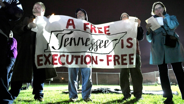 Tennessee death penalty