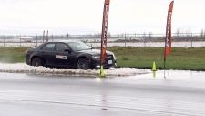 Winter tires versus all-season tires