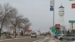 The City of Wetaskiwin, Alta. is seen in a file photo.