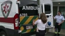 Ambulance NB