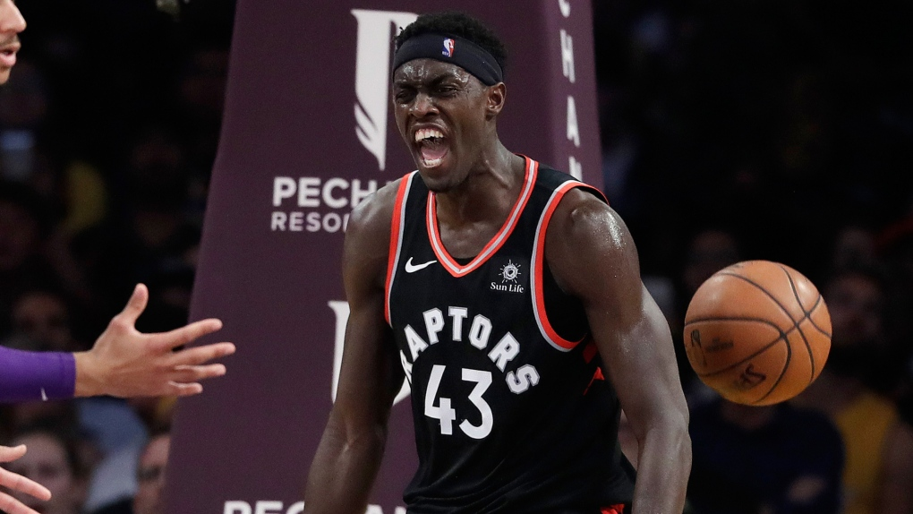 7bd591cdeac Raptors forward Siakam named NBA Eastern Conference player of the week