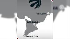 ESPN map