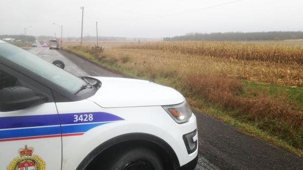 Man dead in west-end crash