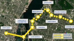 CTV Montreal: Yellow line extension