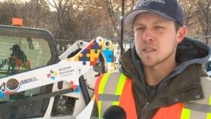 Excavation company helps understand autism