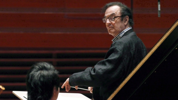 Charles Dutoit in 2011