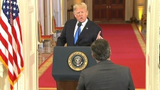 Trump to Acosta: 'You are a rude, terrible person'
