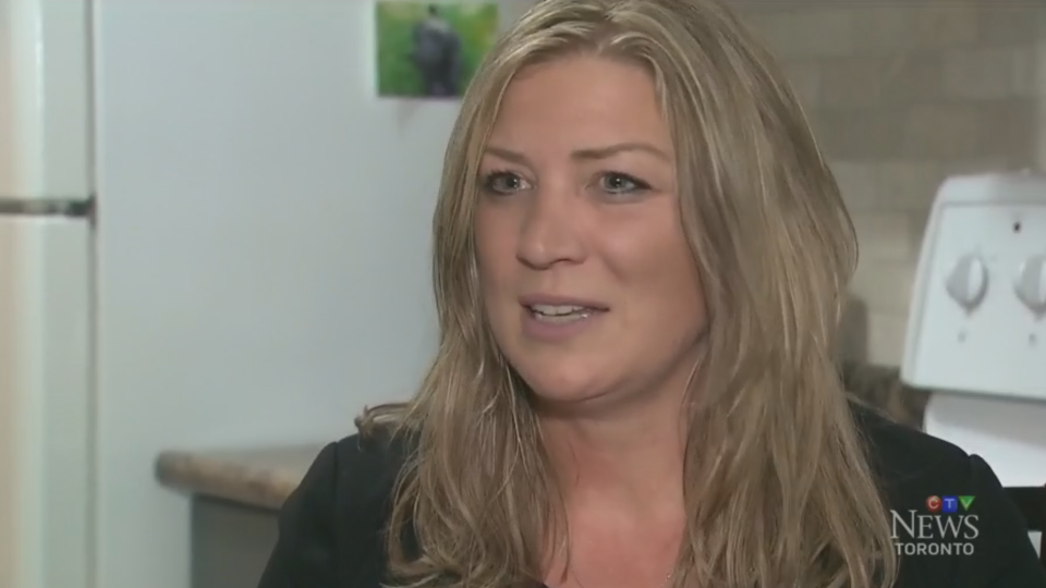An Ontario woman is speaking out against her now former church after she says she came out as gay.
