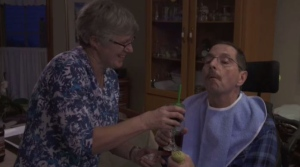 A new documentary called The Caregivers' Club chronicles the families of people with dementia.