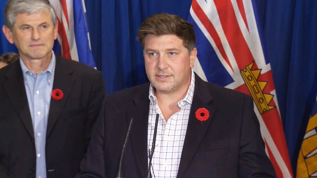 Bc Announce Nanaimo Tony Candidate Liberals Developer Byelection wTwPpxn
