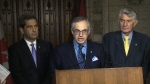 Tony Clement out of Conservative caucus