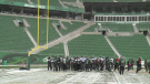 Riders prepping for west semi-final