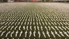Battle of the Somme shrouds