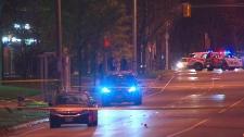 Pedestrian struck in Scarborough