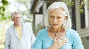 Heart attack risk factors study