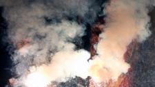 firework smoke, people celebrate Diwali