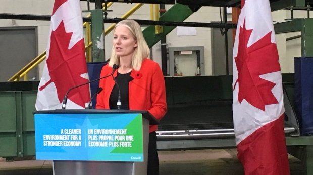McKenna sidesteps Ont. government to impose climate plan through businesses, industry