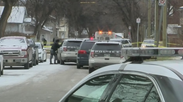 One person in custody after North End standoff