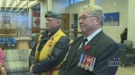 Canada marks National Aboriginal Veterans Day
