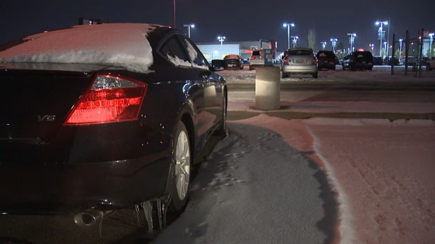 Calgary police are gearing up for Operation Cold Start to educate citizens on how quickly vehicles can be stolen when they are left running with the keys inside. (File photo)