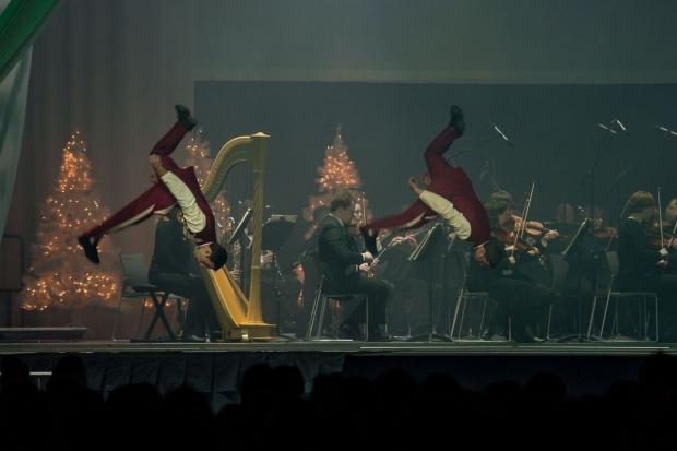 Cirque Musica Holiday Wonderland is coming to Sudbury Community Arena