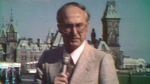 CTV's political commentator Craig Oliver is celebrating his 80th birthday.