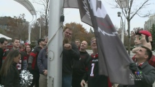 City rallies behind Ottawa Redblacks before the CF