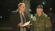 CTV Northern Ontario's Brendan Connor talks to Major Dan Brisson of Sudbury about the Cadet movement.