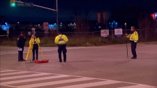 Woman struck by vehicle in Brampton