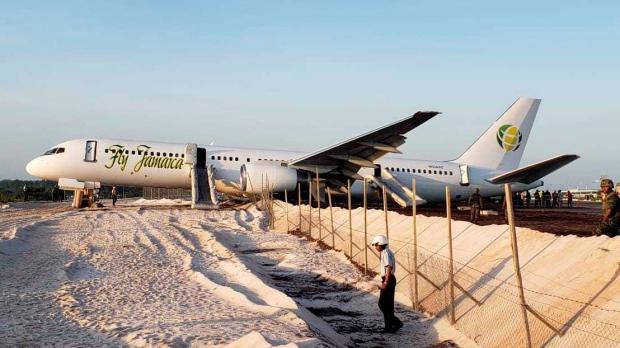 Canadian woman, 86, dies week after Fly Jamaica plane crash-lands in Guyana